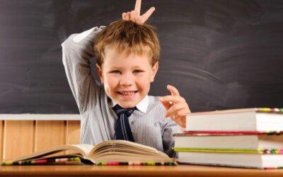 Когда ребенок готов отправиться в школу развития?